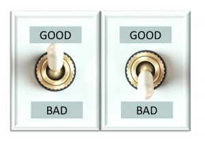 Good-bad switches