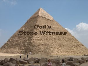 God's Stone Witness