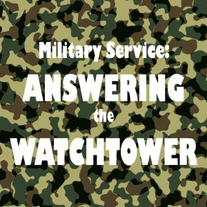 Military Answering the WT