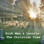 Lazarus Christian view