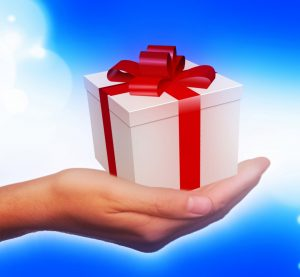 Offering gift