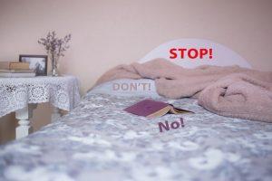 303 Watchtower Bedroom Instrusion