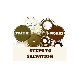 15 Steps to Salvation