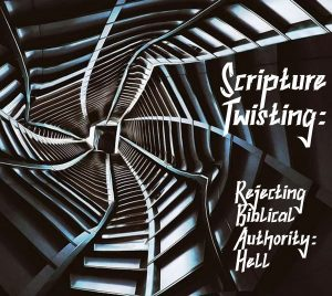 Twisting Rejecting Authority on Hell