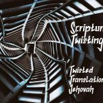 Twisting Translation Jehovah