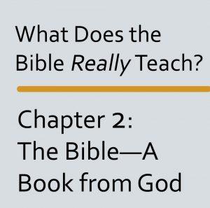 Bible teach Ch 2